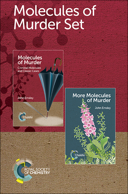 Molecules of Murder Set - Emsley, John