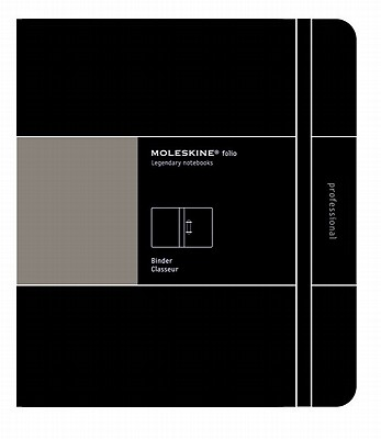 Moleskine Folio Professional Binder - Moleskine (Creator)