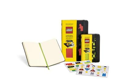Moleskine Limited Edition Lego Red Brick Plain Large - Moleskine (Creator)