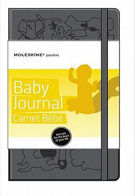 Moleskine Passions Baby Journal/Carnet Bebe - Moleskine (Creator)