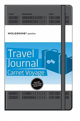 Moleskine Passions Travel Journal/Carnet Voyage - Moleskine (Creator)
