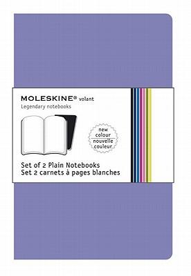 Moleskine Plain Volant Notebook - Moleskine
