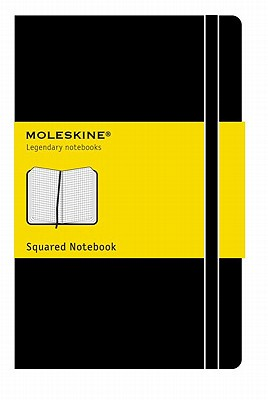 Moleskine Square Pocket Notebook - Moleskine