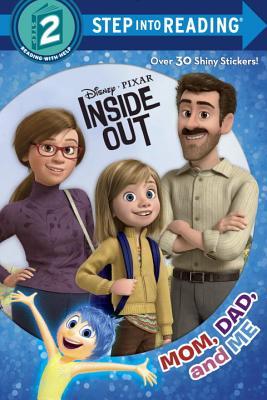 Mom, Dad, and Me (Disney/Pixar Inside Out) - Webster, Christy