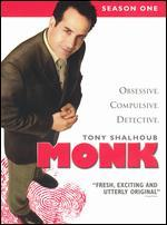 Monk: Season One [4 Discs]