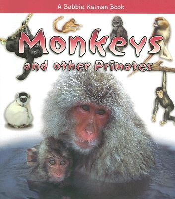 Monkeys and Other Primates - Sjonger, Rebecca