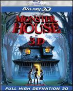 Monster House [3D] [French] [Blu-ray]