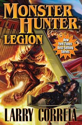 Monster Hunter Legion - Correia, Larry