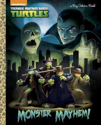 Monster Mayhem! (Teenage Mutant Ninja Turtles) - Lewman, David