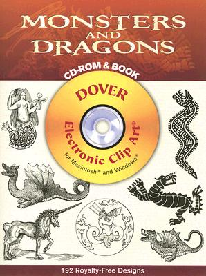 Monsters and Dragons CD-ROM and Book - Lehner, Ernst And Johanna