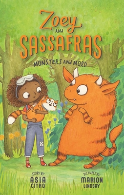 Monsters and Mold - Citro, Asia, Ed, M Ed