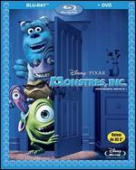 Monsters, Inc. [French] [Blu-ray/DVD]