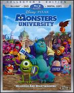 Monsters University [3 Discs] [Includes Digital Copy] [Blu-ray/DVD] - Dan Scanlon