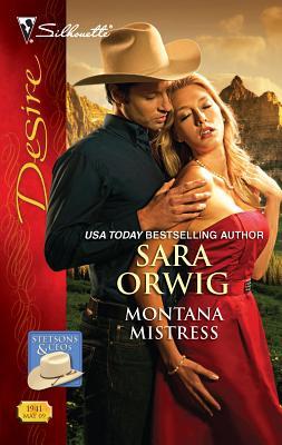 Montana Mistress - Orwig, Sara