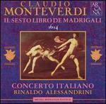 Monteverdi: Madrigals Bk.6
