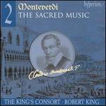 Monteverdi: The Sacred Music, Vol. 2