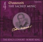 Monteverdi: The Sacred Music, Vol. 4