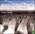 Monteverdi: Vespers of the Blessed Virgin - Agnès de Crousaz (soprano); Audrey Michael (soprano); Ensemble Instrumental de Lausanne; Jennifer Smith (soprano);...
