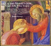 Monteverdi: Vespro della Beata Vergine, 1610 - Cantus Firmus; Daniele Carnovich (bass); Elisabetta Tiso (vocals); Gerd Türk (tenor); Gian Paolo Fagotto (tenor);...