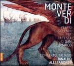 Monteverdi: Vespro solenni per la Festa di San Marco - Concerto Italiano; Rinaldo Alessandrini (conductor)