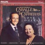 Montserrat Cabell� & Jos� Carreras: Love Duets