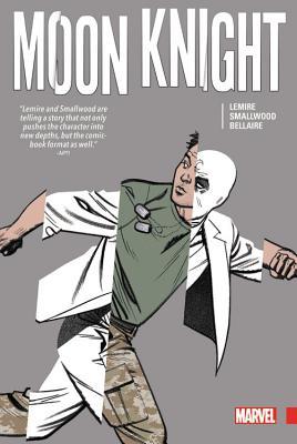 Moon Knight by Lemire & Smallwood - Marvel Comics