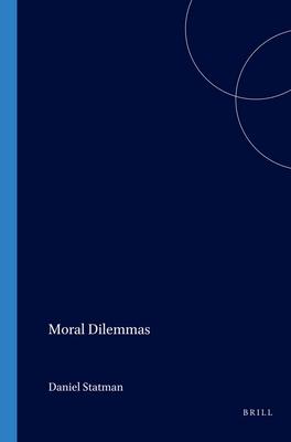 Moral Dilemmas - Statman, Daniel