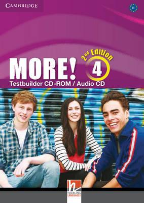 More! Level 4 Testbuilder CD-ROM/Audio CD - Cassidy, Hannah