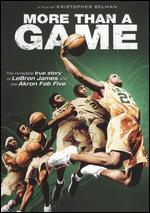 More Than a Game - Kristopher Belman