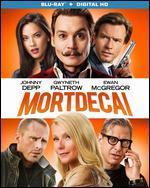 Mortdecai [Blu-ray]
