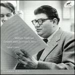 Morton Feldman: Complete Music for Violin & Piano