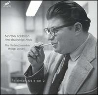 Morton Feldman: First Recordings, 1950s -