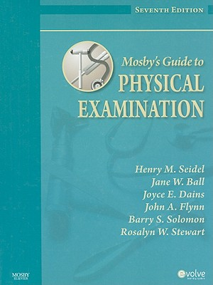 9780323055703 mosby s guide to physical examination henry m seidel rh alibris com mosby's guide to physical examination mosby's guide to physical examination pdf