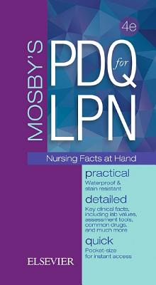 Mosby's PDQ for LPN - Mosby