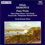 Mosonyi: Piano Works