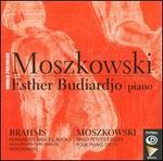 Moszkowski: Vingt Petites Études, Op. 91; Brahms: Hungarian Dances