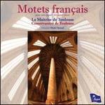 Motets Français pour voix aiguës