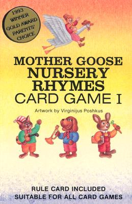 Mother Goose Nursery Rhymes I Card Game -
