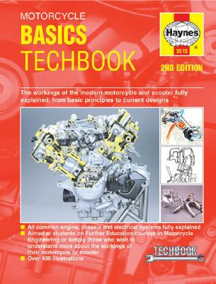 Motorcycle Basics Techbook - Coombs, Matthew, and Haynes, John, and Shoemark, Pete