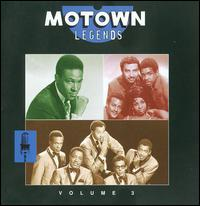 Motown Legends, Vol.3 - Various Artists