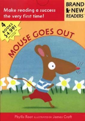 Mouse Goes Out: Brand New Readers - Root, Phyllis