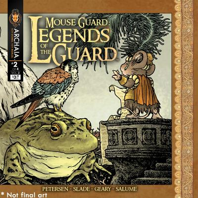 Mouse Guard: Legends of the Guard Volume 2 -