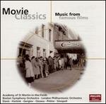 Movie Classics: Music from Famous Films - Alan Civil (horn); Arthur Grumiaux (violin); I Musici; István Hajdu (piano); Jack Brymer (clarinet); Margaret Marshall (soprano); Neil Shicoff (tenor); Nikita Magaloff (piano); Plácido Domingo (tenor); Sylvia McNair (soprano)