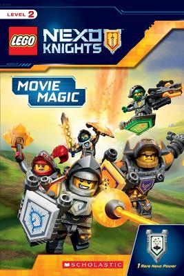 Movie Magic (Lego Nexo Knights: Reader) - Schmidt, Rebecca L
