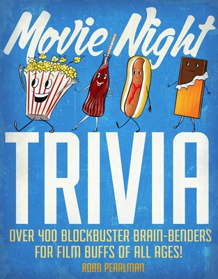 Movie Night Trivia - Pearlman, Robb, and Carley, Shane (Contributions by)
