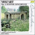 Mozart: 2 Sinfonie Concertanti