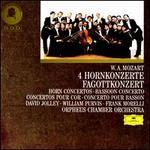 Mozart: 4 Hornkonzerte; Fagottkonzert