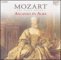 Mozart: Ascanio in Alba - Claron McFadden (soprano); Claudia Patacca (soprano); Maaike Beekman (soprano); Nicola Wemyss (soprano);...