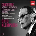 Mozart, Beethoven, Schumann, Liszt, Brahms: Concertos
