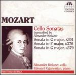 Mozart: Cello Sonatas